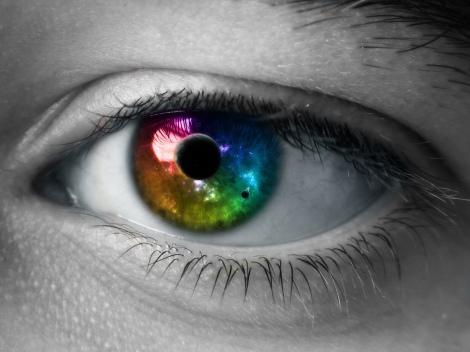 rainbow-eyes
